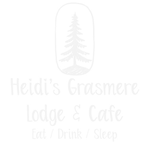 Heidi's Grasmere Lodge and Cafe Logo for Website